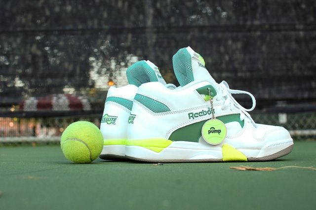 Reebok Court Victory Pump Michael Chang Bump 6