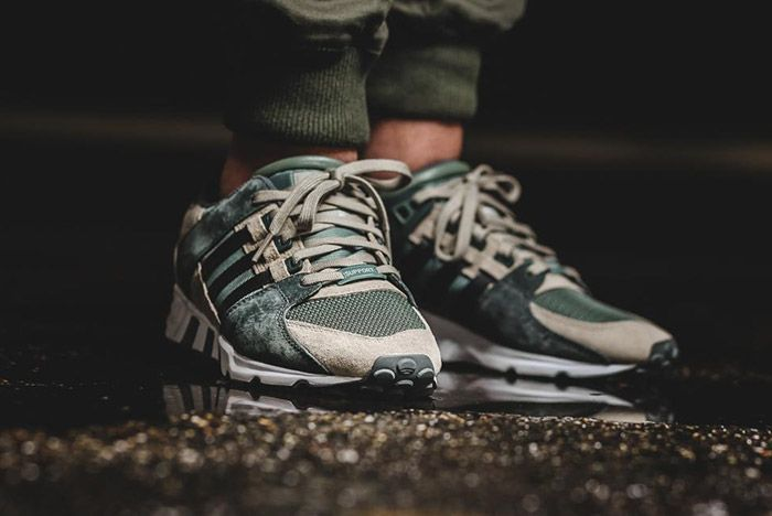 Adidas Equipment Support Rf Trace Green 1