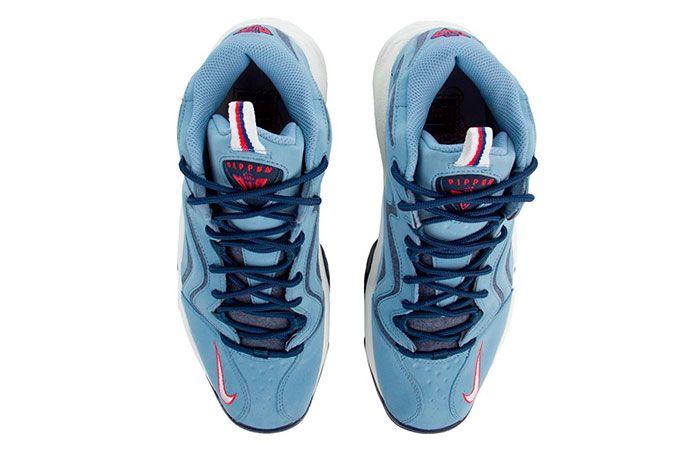 Nike Air Pippen 1 Work Blue Sneaker Freaker 6