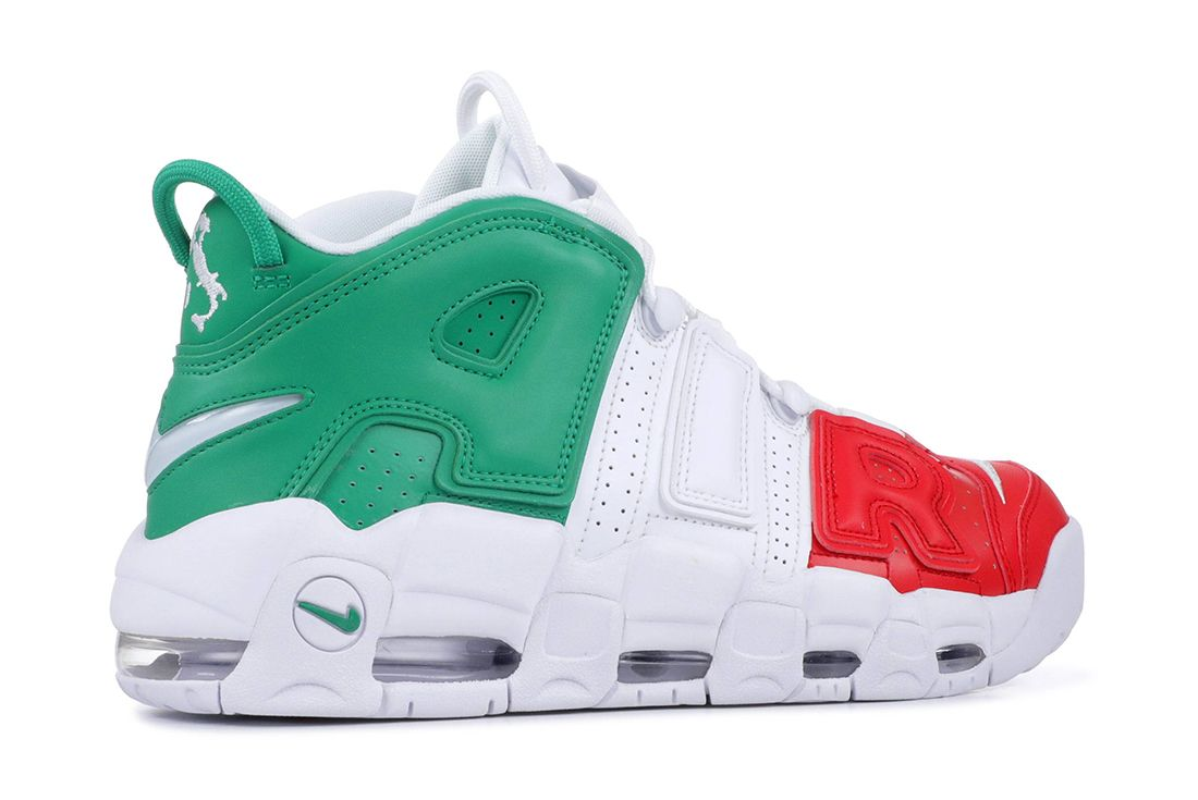 Nike Air More Uptempo Italy Heel