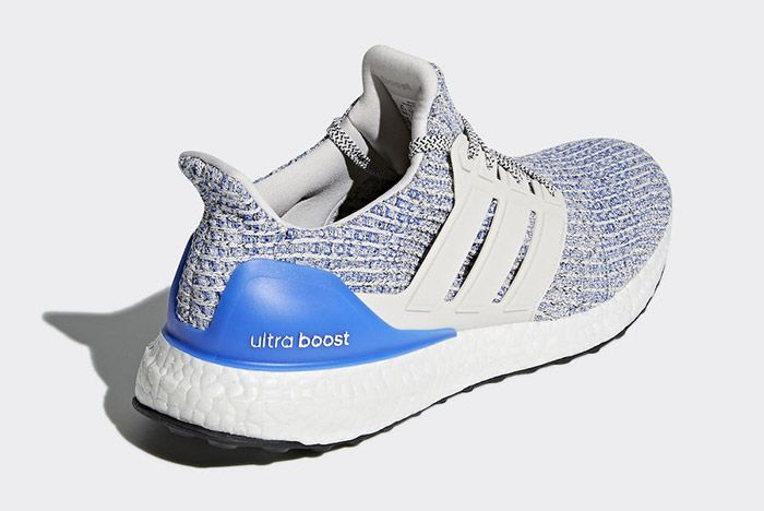 2 Adidas Ultra Boost Blue Heel Release Date Sneaker Freaker