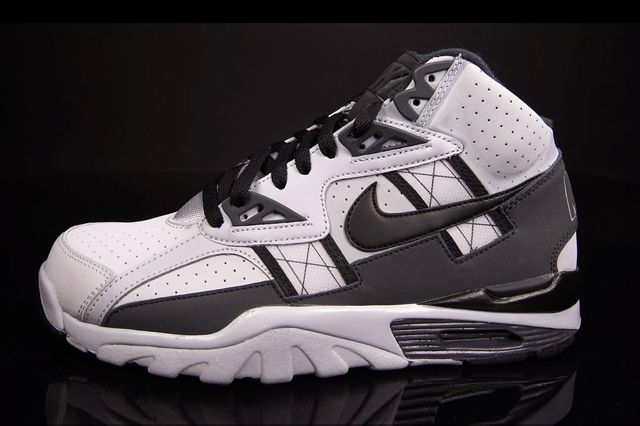 Nike Air Trainer Sc High Wolf Grey Anthracite 3