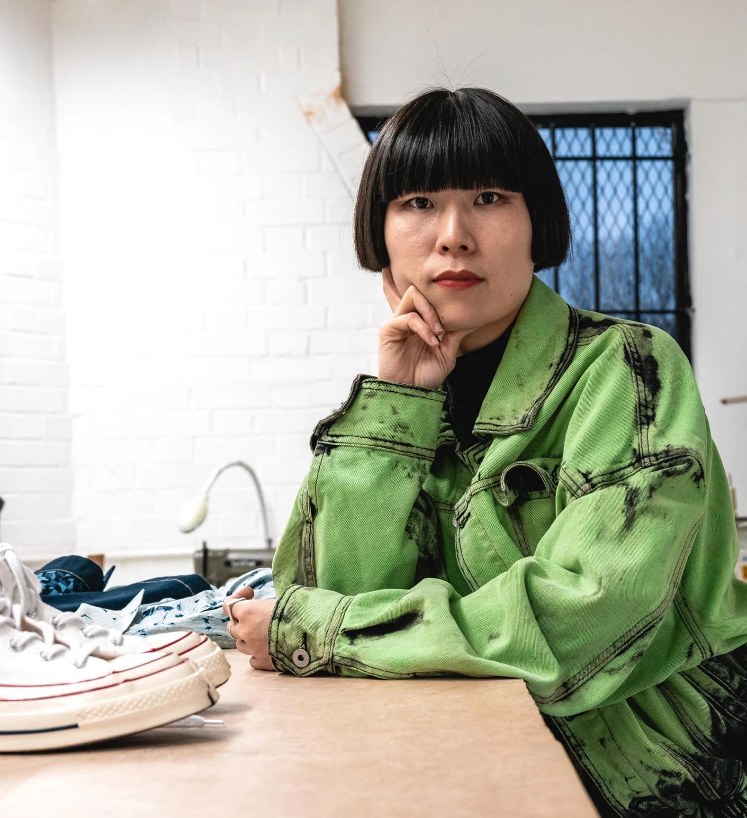 Feng Chen Wang for Sneaker Freaker