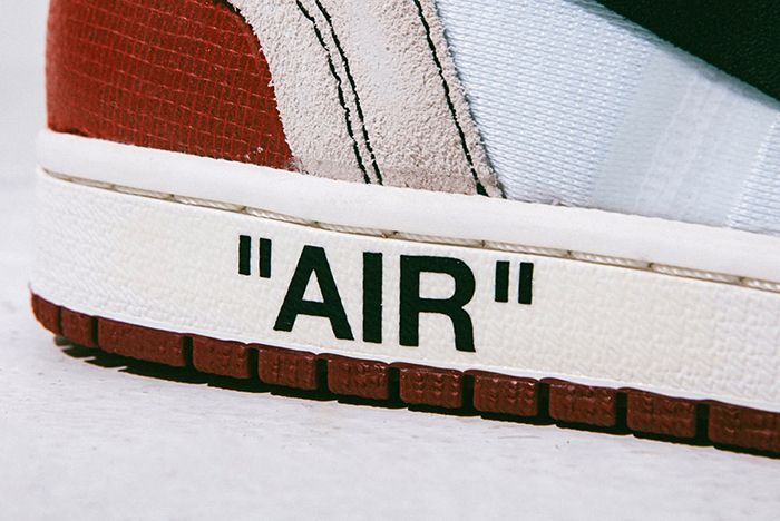 Air Jordan Off White Packaging 7