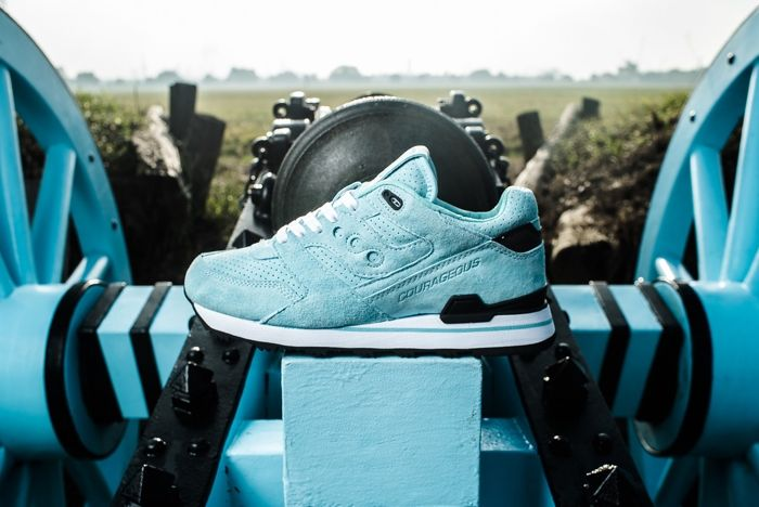 Sp Saucony Courageous The Cannon 7