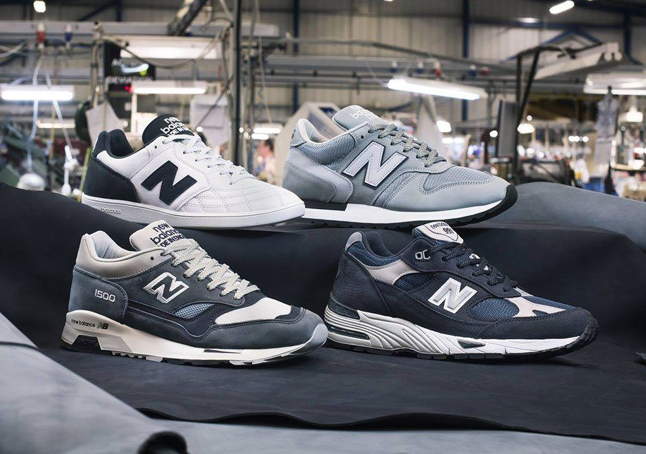 New Balance Flimby Factory Uk 35 Anniversary Pack