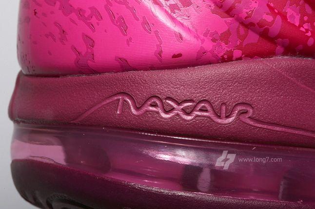 Nike Air Max Hyperposite Plum Bubble Detail 1