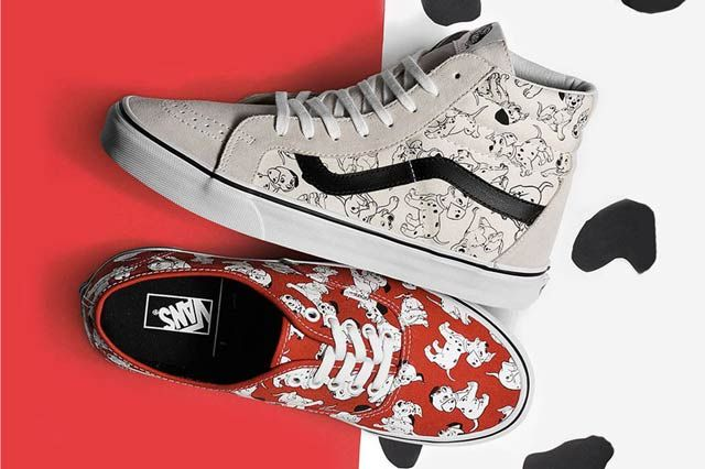 Disney X Vans Holiday Pack 1