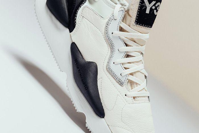Y 3 Kaiwa Core White 4