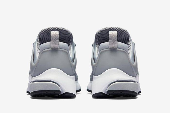 Nike Air Presto Woven Grey 2