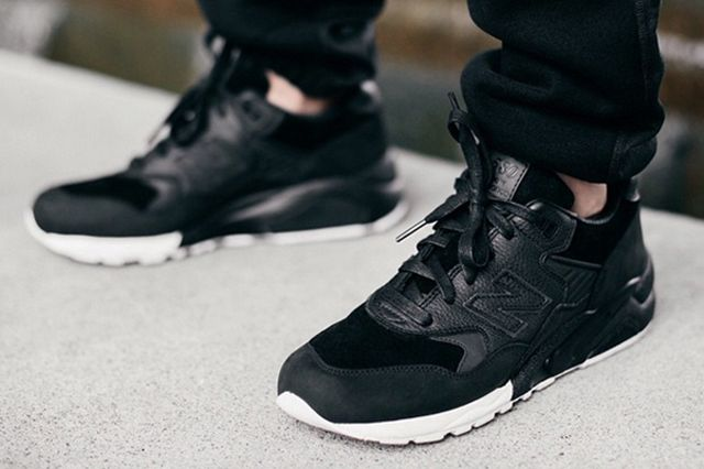 Wings Horns X New Balance 580