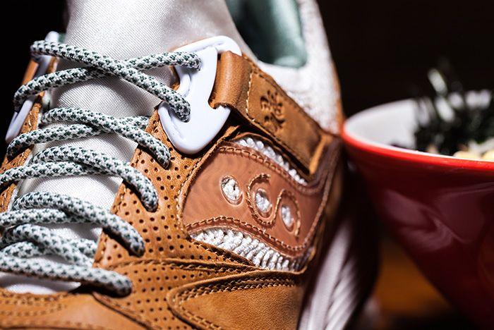 Saucony Grid 8500 Ramen 7 Sneaker Freaker