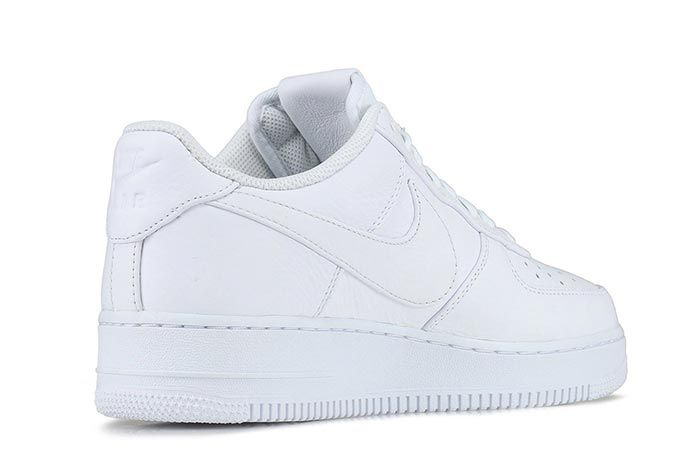 Nike Air Force 1 Low Big Swoosh At4143103 Back Angle Shot 2