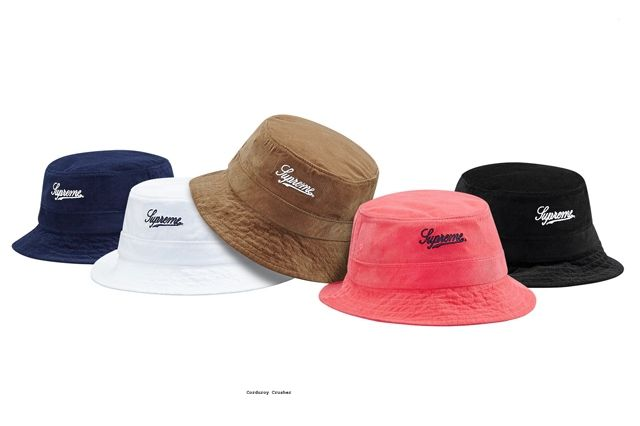 Supreme Ss15 Headwear Collection 27