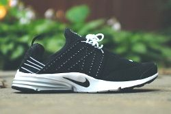 Nike Lunar Presto Black White Thumb