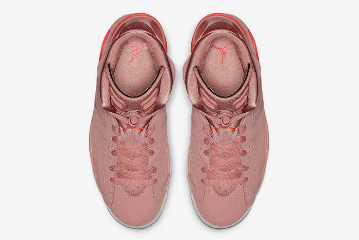 Aleali May Air Jordan 6 Millennial Pink Ci0550 600 Release Date Price Top
