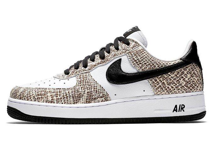 Nike Air Force 1 Cocoa Snake