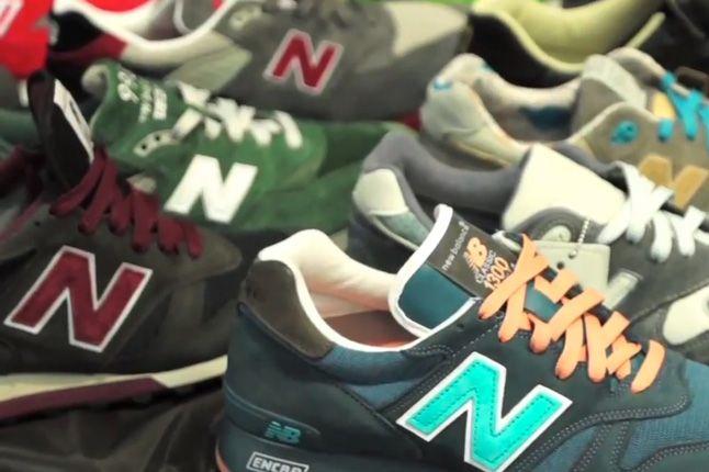 Sneaker Con Atl 2013 Nb 1