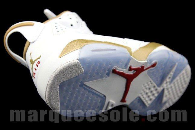 Air Jordan 6 Gold Medal 4 1