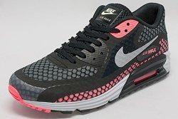 Nike Air Max 90 Lunar Breeze Black Hot Lava 02 Thumb
