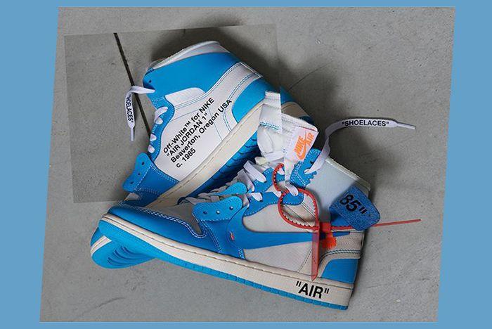 Off White Air Jordan 1 Unc Release Date 4