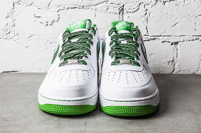 Nike Air Force 1 Green Apple 3