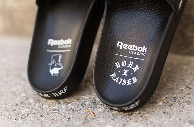 Reebok Born Raised Slides 1