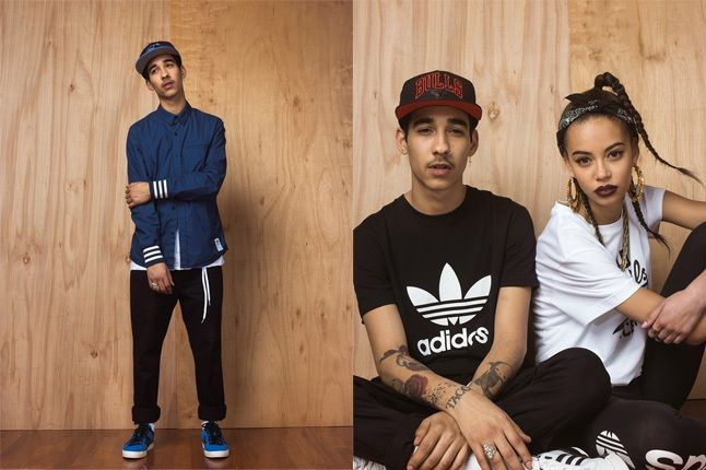 Adidas Originals Fw13 Basketball Lookbook Apparel 1