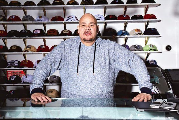 Fat Joe Sneaker Freaker
