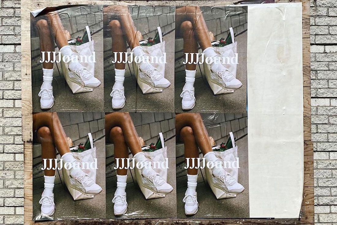 JJJJound Reebok Classic Nylon