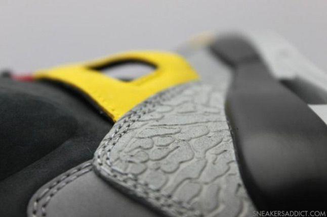 Jordan Spizike 3M Reflective Detail 1