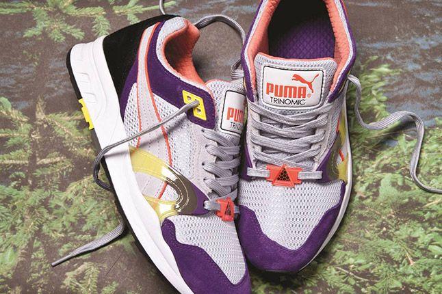 Sneaker Freaker X Puma Running Book 2 1