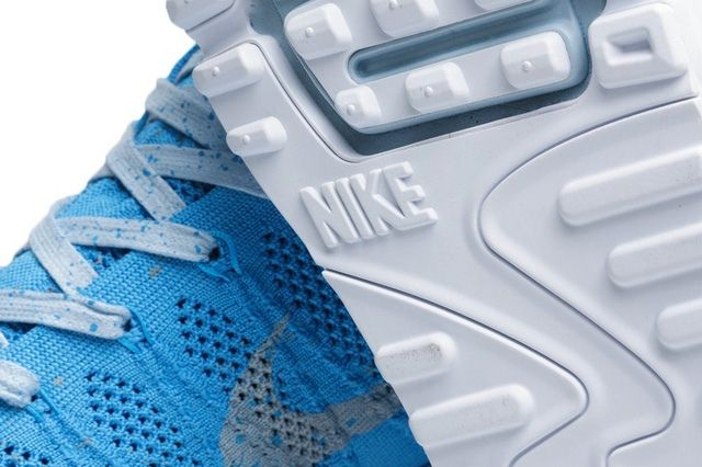 Nike Lunarmax Flyknit Chukka Nyc Bump 2