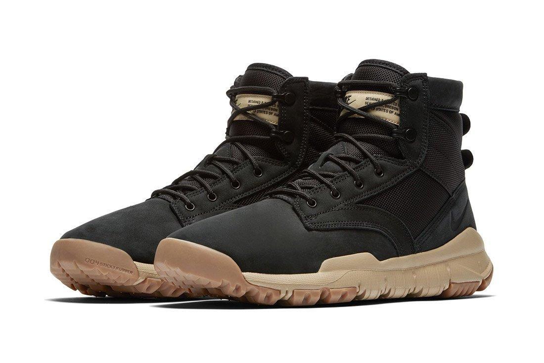 Nike Sfb 6 Inch Black Mushroom 1