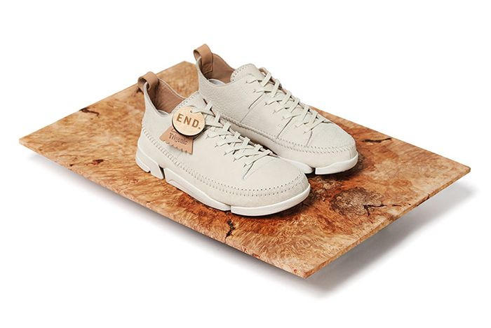 End X Clarks Originals Trigenic Flex Maple2