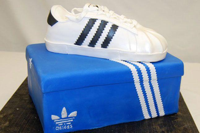 Sneaker Freaker Sneaker Cakes Adidas Superstar 1