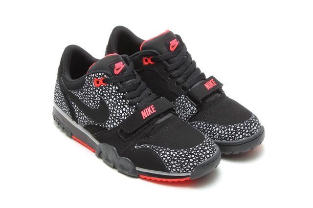 Nike Air Trainer 1 Low St Black Safari 1