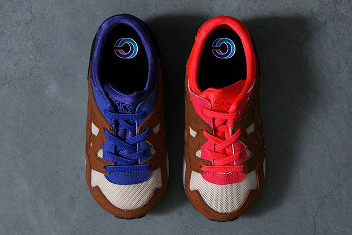 Concepts X Asics Gel Lyte V Mix Match Pack3
