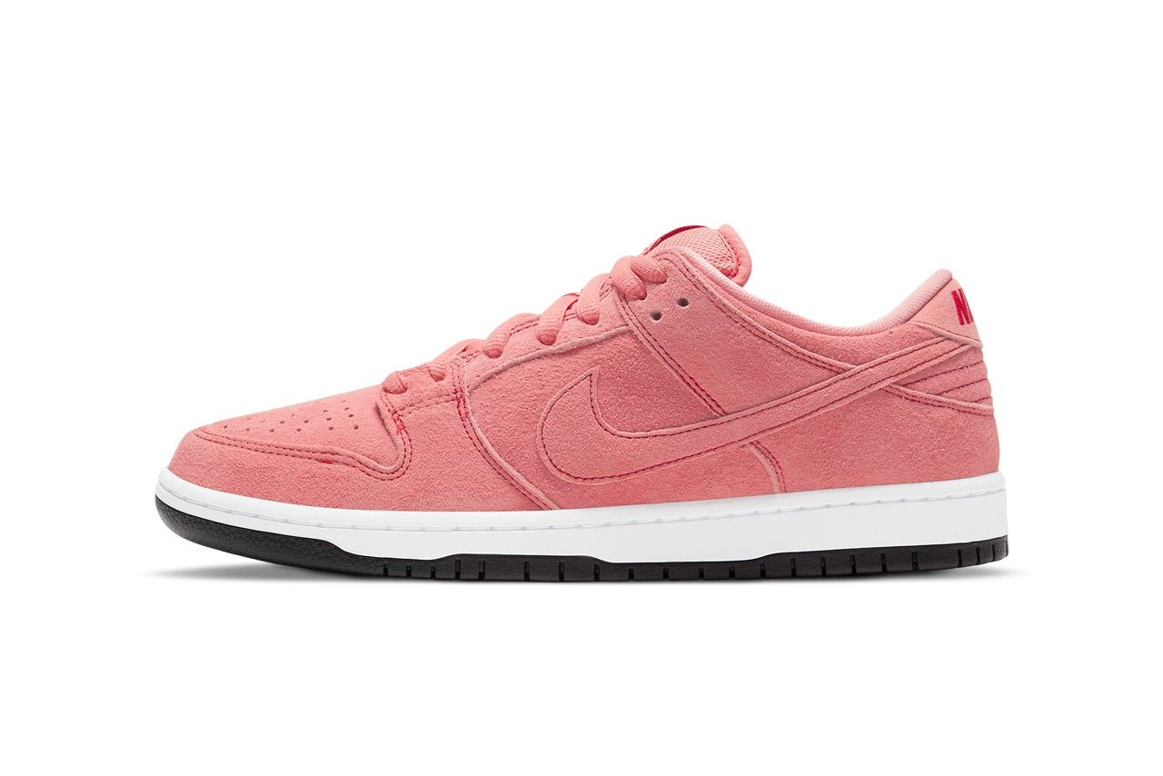 Nike SB Dunk Low 'Pink Pig'