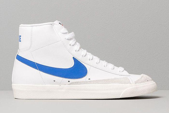Nike Blazer Mid 77 Vtg White Racer Blue