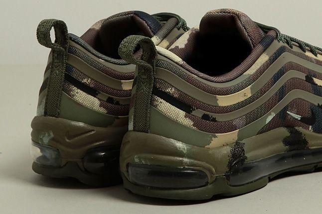 Nike Air Max 97 Sp Qs Italian Camouflage Heels 1