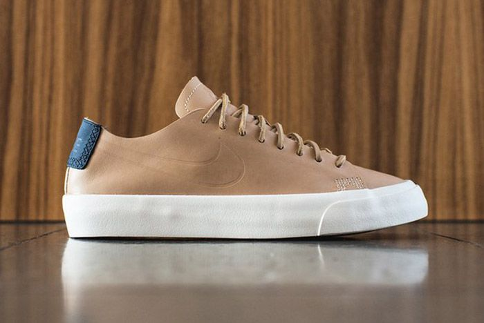 Nike Blazer Studtio Low Vachetta Tan 5 Decades 5