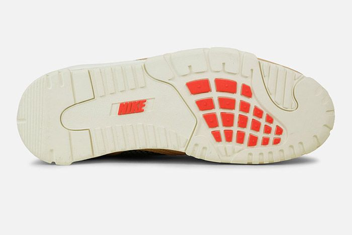 Nike Air Trainer 2 Vanchetta Tan 2
