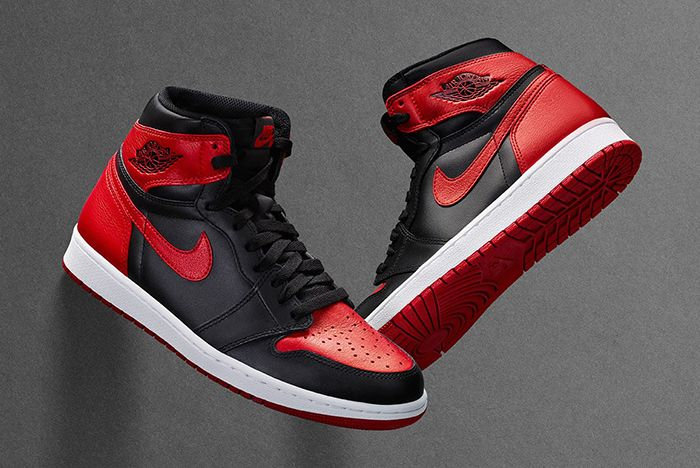 Air Jordan 1 High 2016 Bred