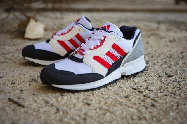 Adidas Eqt Running Cushion 92 White Red 4