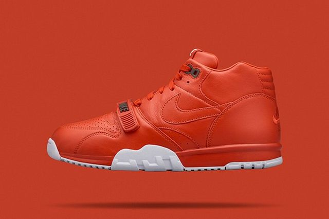 Fragment X Nike Air Trainer 1 2