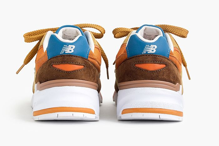 J Crew New Balance 999 Canyon Road 3
