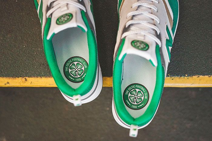 New Balance 997H Celtic Insoles