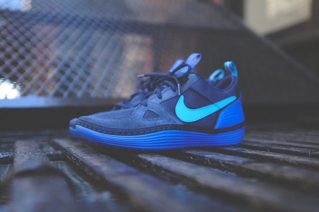 Nike Solarsoft Run Midnight Navy 4