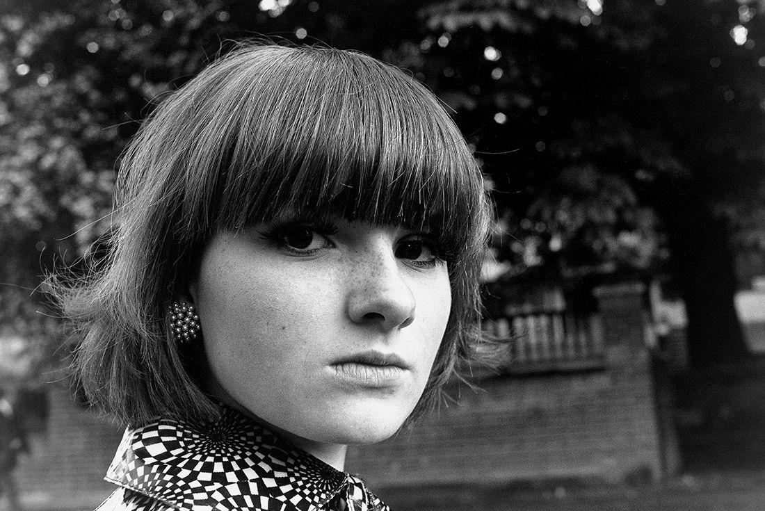 Mod Girl London 1976